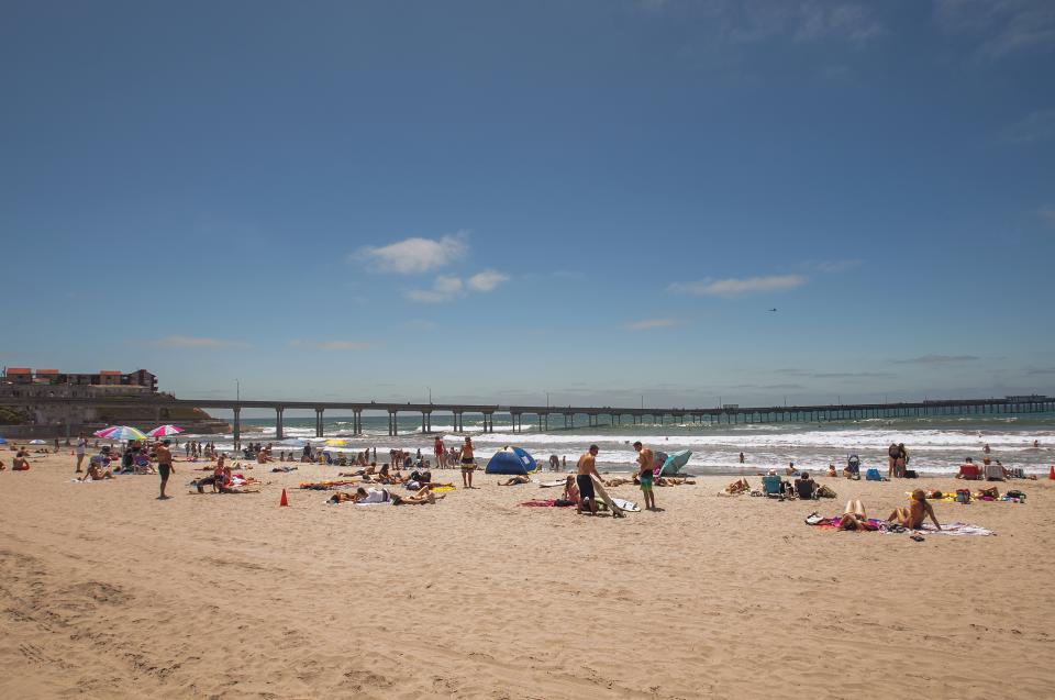 Ocean Beach Pier Large Family - San Diego Vacation Rental - Photo 32