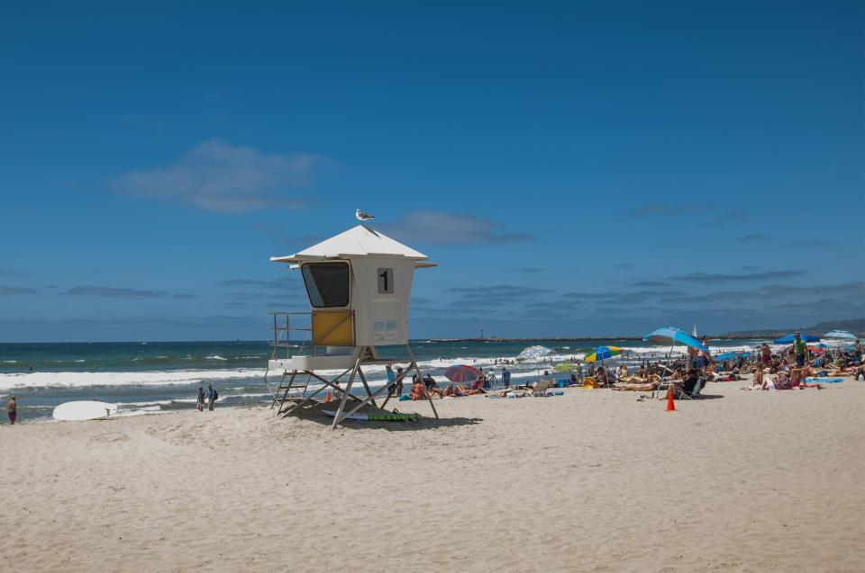 Ocean Beach Pier Large Family - San Diego Vacation Rental - Photo 31
