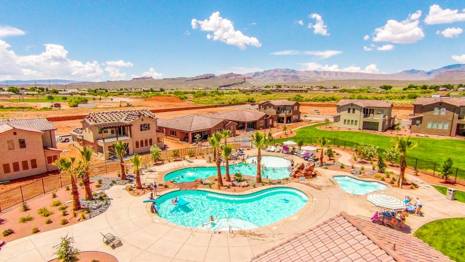 Mountain View Retreat: Paradise Village at Zion #39 - Santa Clara Vacation Rental - Photo 59