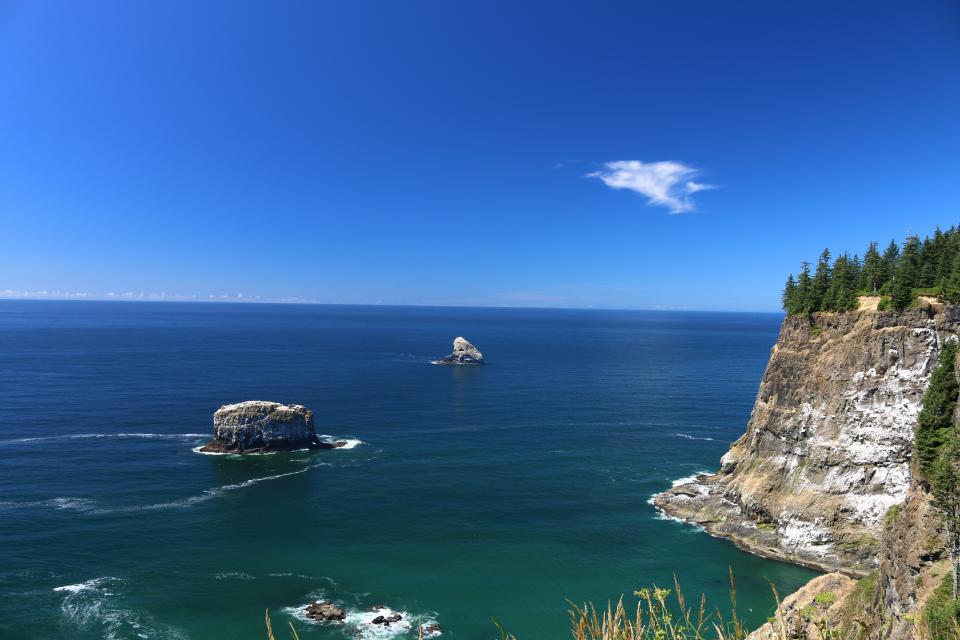 Sky Beach Cabin #2 - Oceanside Vacation Rental - Photo 25