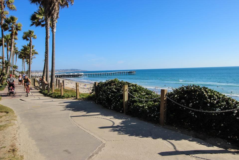 The Capri~ Sand and Sea - San Diego Vacation Rental - Photo 36