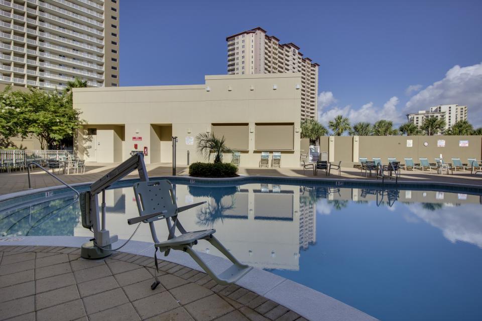 Emerald Beach 1133 - Panama City Beach Vacation Rental - Photo 34