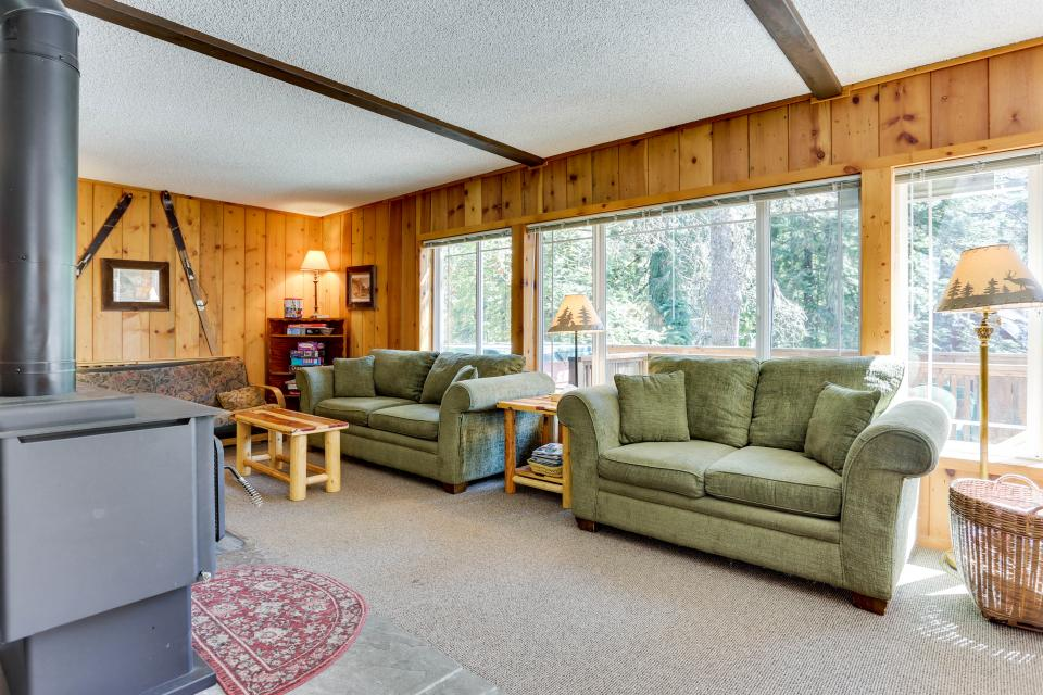 Mt Hood Chalet Vacation Rental - Government Camp Vacation Rental - Photo 5