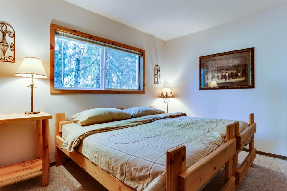 Mt Hood Chalet Vacation Rental - Government Camp Vacation Rental - Photo 34