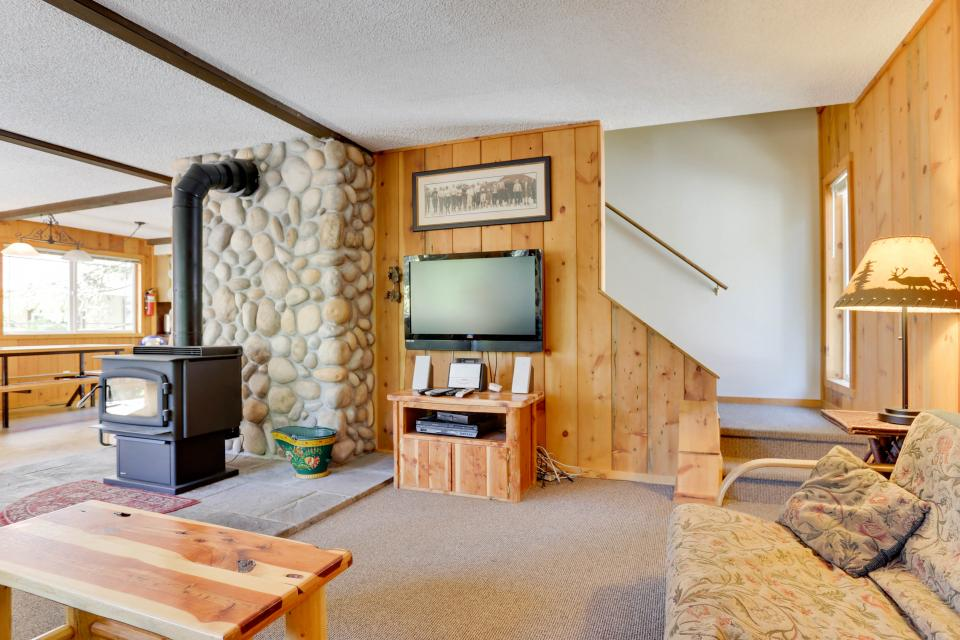 Mt Hood Chalet Vacation Rental - Government Camp Vacation Rental - Photo 35