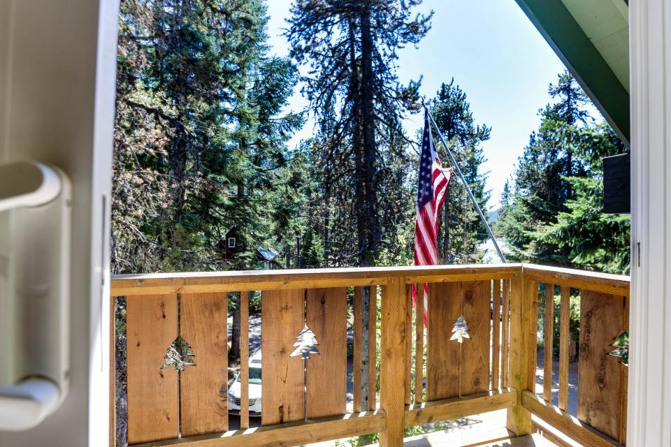 Mt Hood Chalet Vacation Rental - Government Camp Vacation Rental - Photo 14