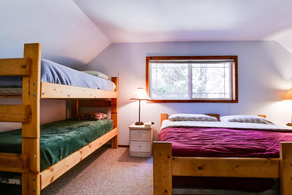 Mt Hood Chalet Vacation Rental - Government Camp Vacation Rental - Photo 13