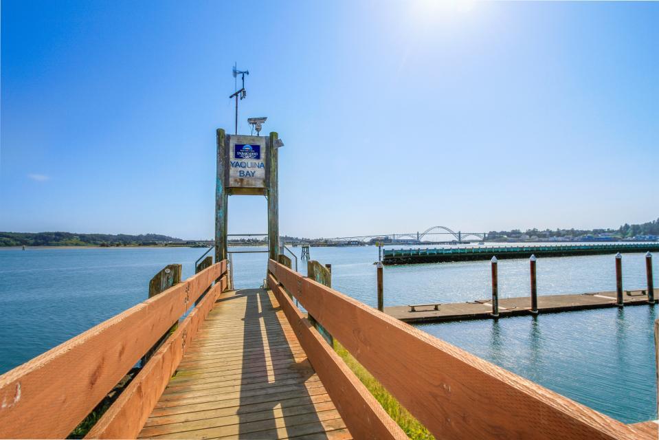 Embarcadero 401: Captain's Quarters - Newport Vacation Rental - Photo 26