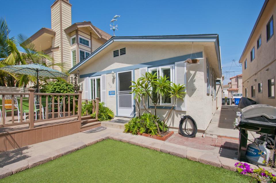 Jamaican Beach Cottage - San Diego Vacation Rental - Photo 3