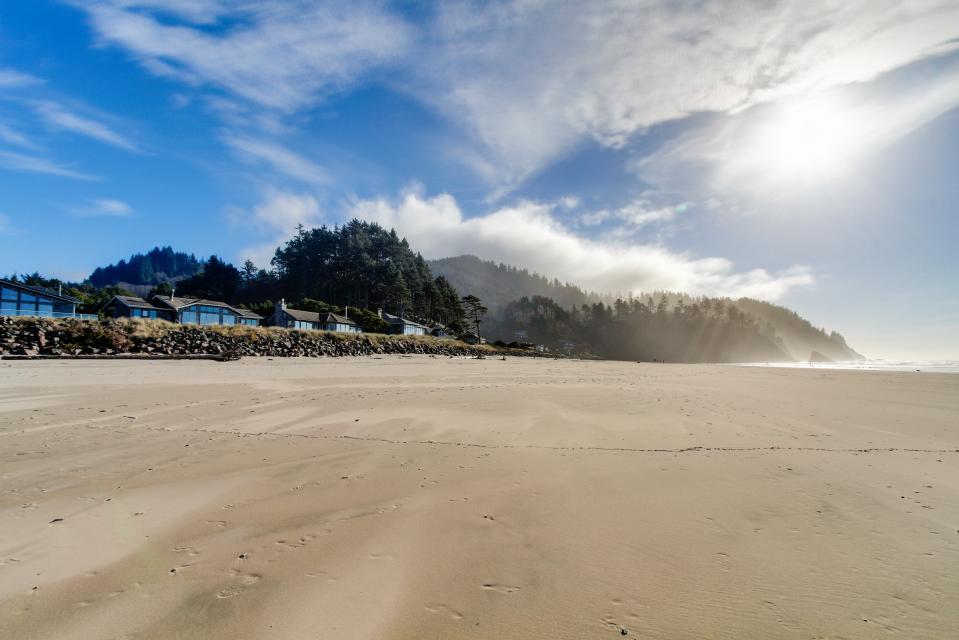 Darrs Beach Cottage 1 Bd Vacation Rental In Neskowin Or