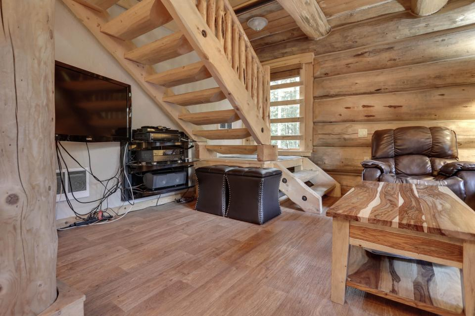 Big Bear Cabin and Little Bear Cabin - Government Camp Vacation Rental - Photo 19