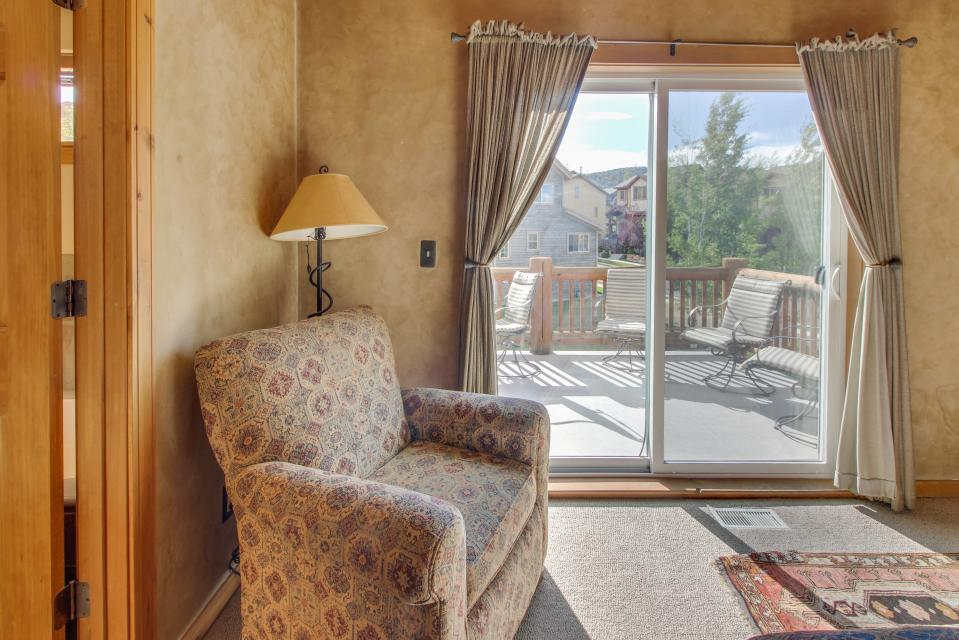 Bobsled Townhome with Private Hot Tub - Park City Vacation Rental - Photo 26