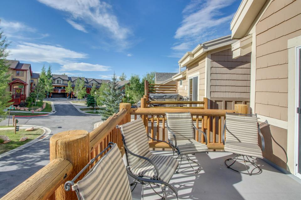 Bobsled Townhome with Private Hot Tub - Park City Vacation Rental - Photo 35