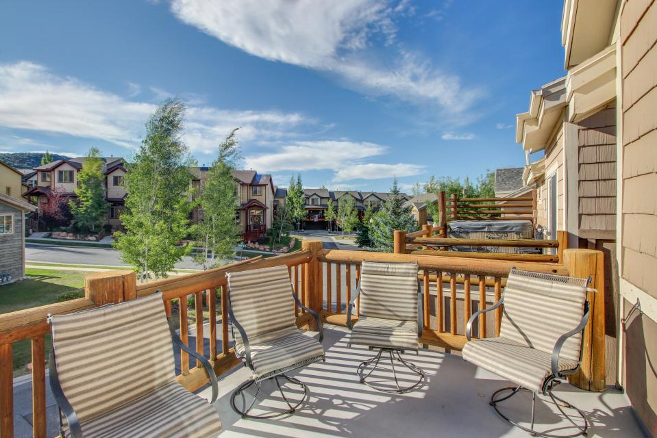 Bobsled Townhome with Private Hot Tub - Park City Vacation Rental - Photo 3
