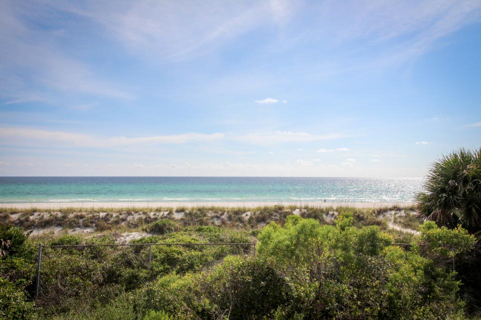 Bid-A-Wee Beach Cottages In-Law House - Panama City Beach Vacation Rental - Photo 23