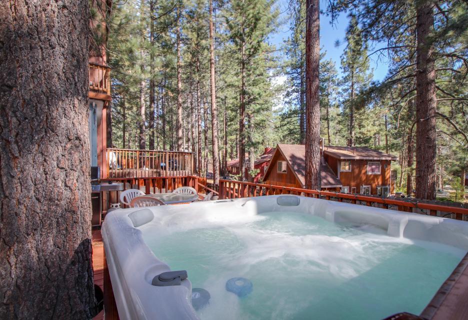 Trout Creek Retreat - South Lake Tahoe Vacation Rental - Photo 32