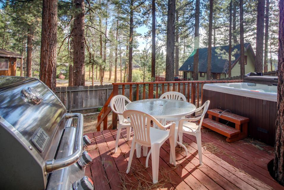 Trout Creek Retreat - South Lake Tahoe Vacation Rental - Photo 6