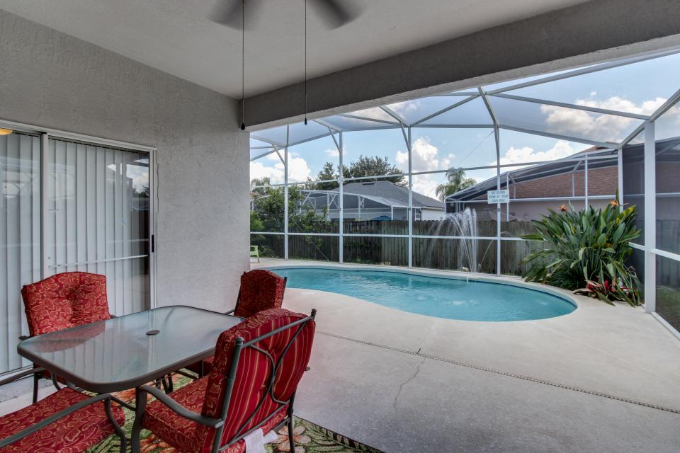 Sunshine's Happy Pool Home  - Davenport Vacation Rental - Photo 23