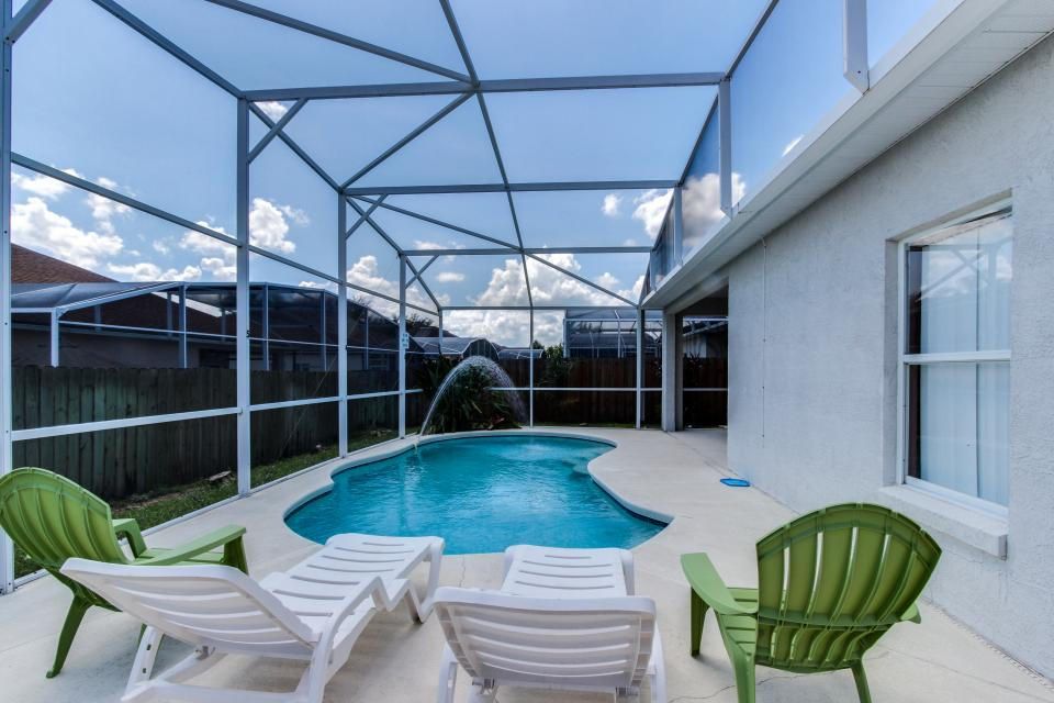 Sunshine's Happy Pool Home  - Davenport Vacation Rental - Photo 1