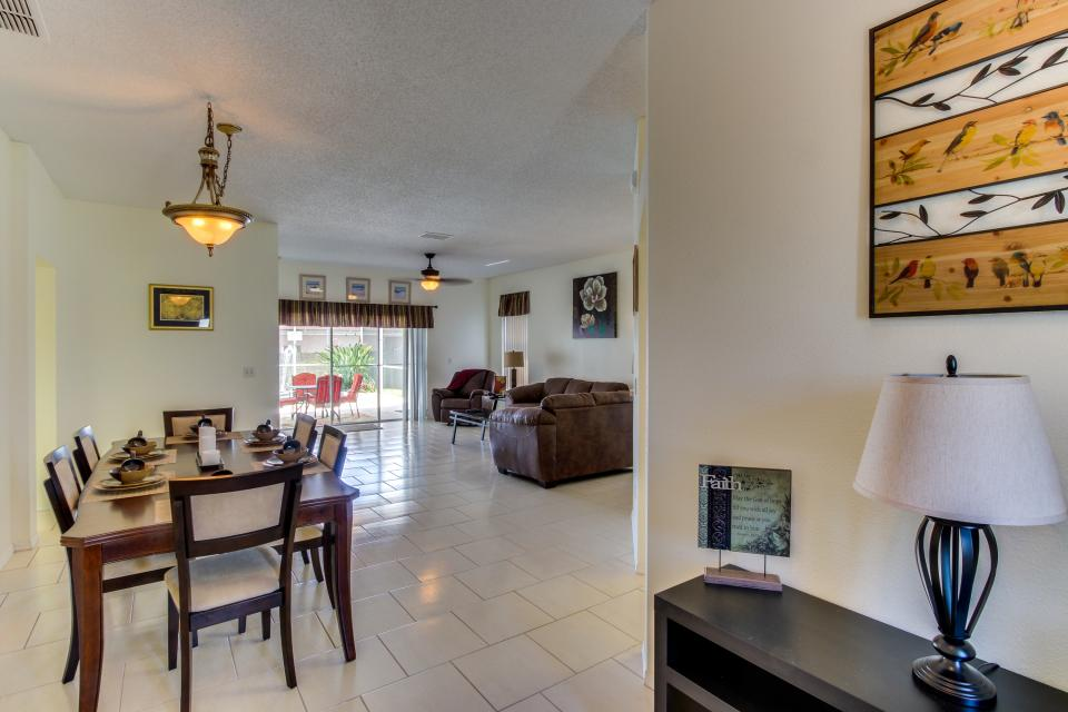Sunshine's Happy Pool Home  - Davenport Vacation Rental - Photo 3