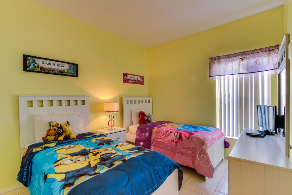 Sunshine's Happy Pool Home  - Davenport Vacation Rental - Photo 20