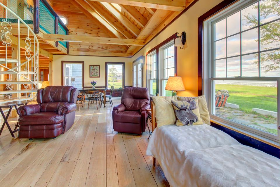 ... Lubec Seaside Retreat - Lubec Vacation Rental - Photo 2 ...