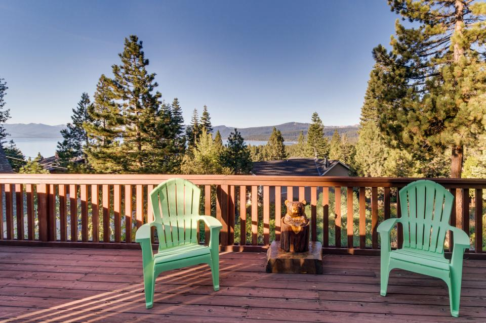 Treehouse Group Property Management Part - 47: ... Lakeview Tree House - Tahoe City Vacation Rental - Photo 4 ...