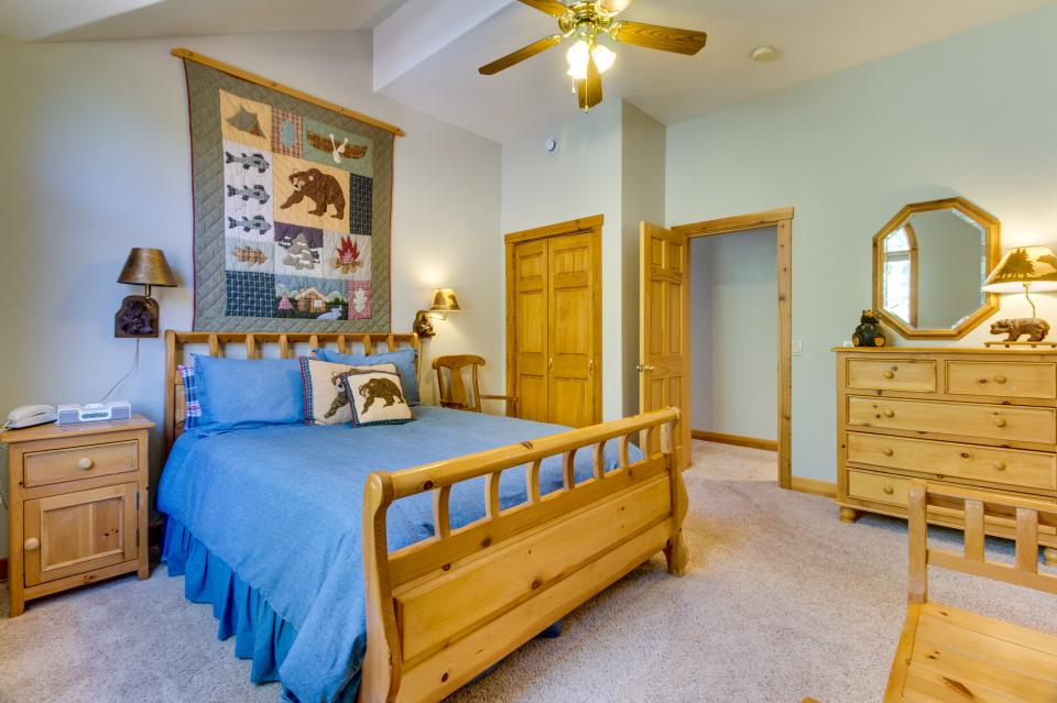 Northstar Family Home on the 18th Fairway - Truckee Vacation Rental - Photo 17