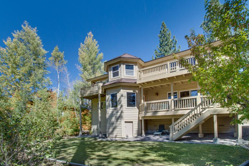 Northstar Family Home on the 18th Fairway - Truckee Vacation Rental - Photo 22