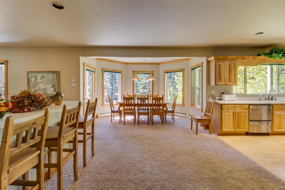 Northstar Family Home on the 18th Fairway - Truckee Vacation Rental - Photo 9