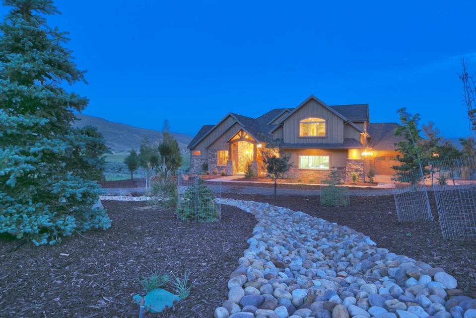 Lone Eagle Ranch - Kamas Vacation Rental - Photo 7