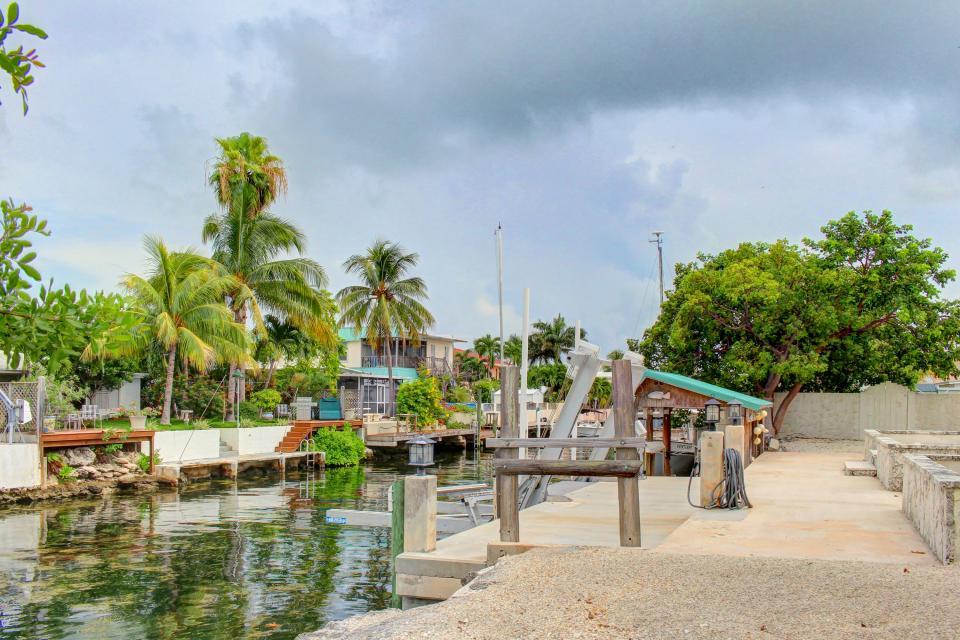 Dolphin Retreat - Marathon Vacation Rental - Photo 36