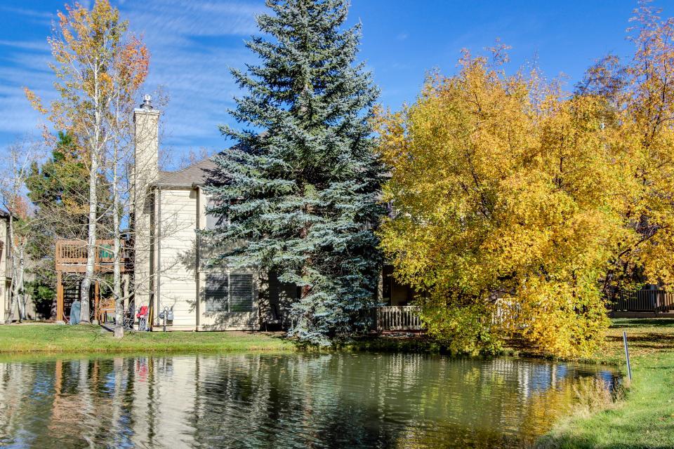 Hidden Creek Pond - Park City Vacation Rental - Photo 40