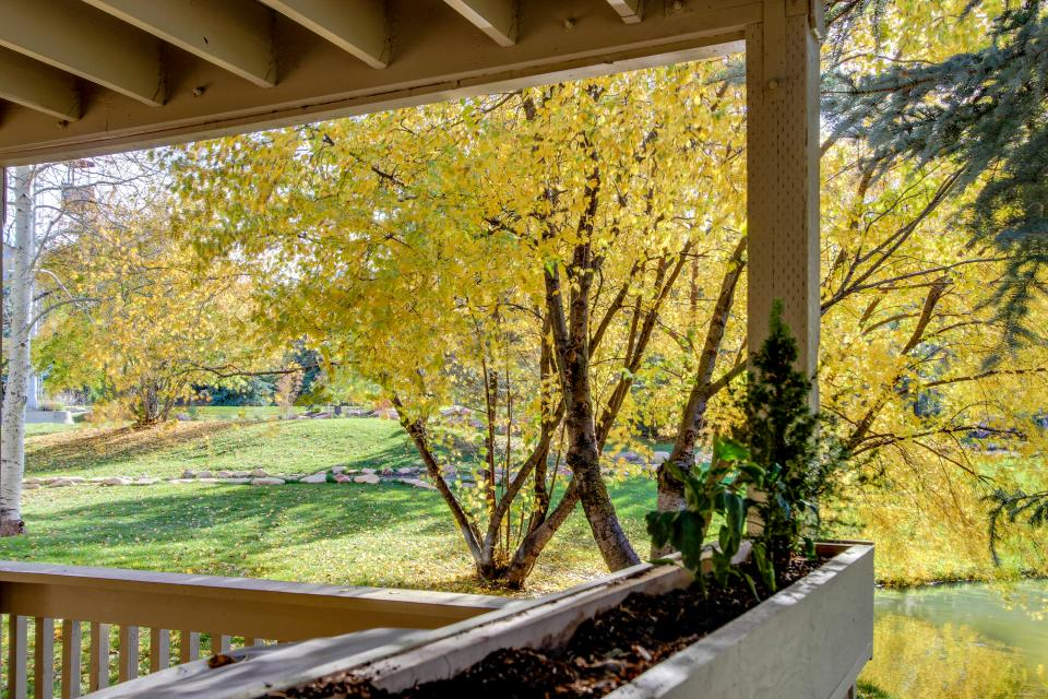 Hidden Creek Pond - Park City Vacation Rental - Photo 43