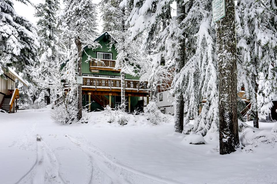 Mt Hood Chalet Vacation Rental - Government Camp Vacation Rental - Photo 22
