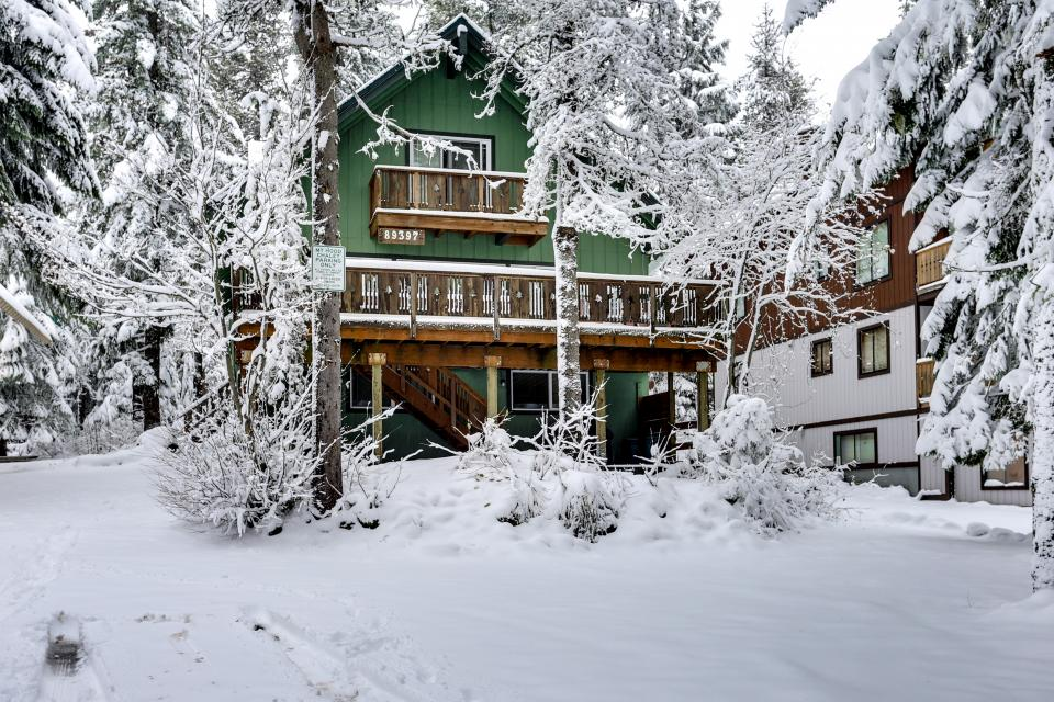 Mt Hood Chalet Vacation Rental - Government Camp Vacation Rental - Photo 56