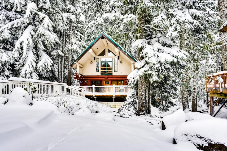 Little Bear Cabin - Government Camp Vacation Rental - Photo 30