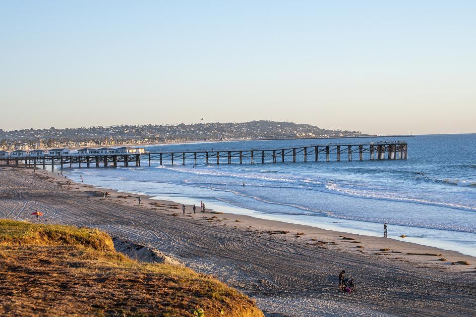 Dolphin Beach Walk - San Diego Vacation Rental - Photo 25