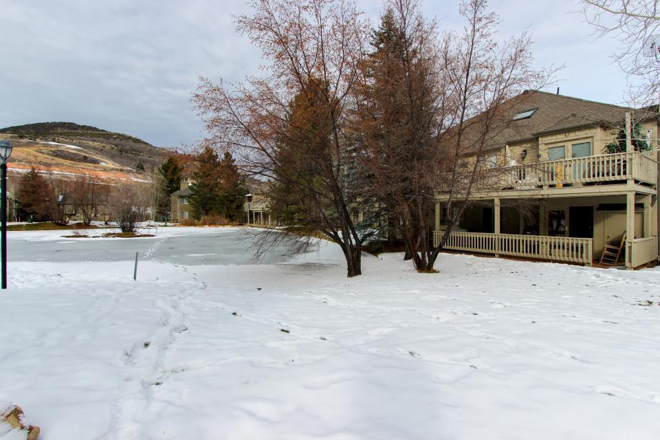 Hidden Creek Pond - Park City Vacation Rental - Photo 46