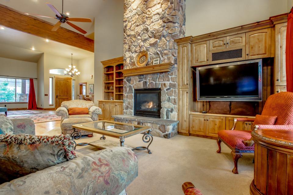 Lone Eagle Ranch - Kamas Vacation Rental - Photo 11