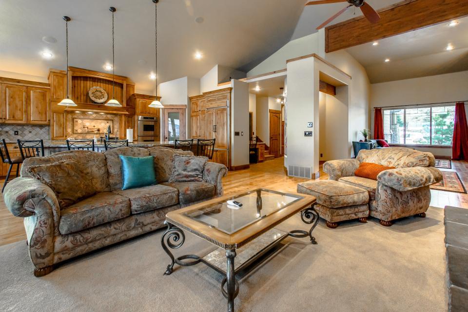 Lone Eagle Ranch - Kamas Vacation Rental - Photo 17