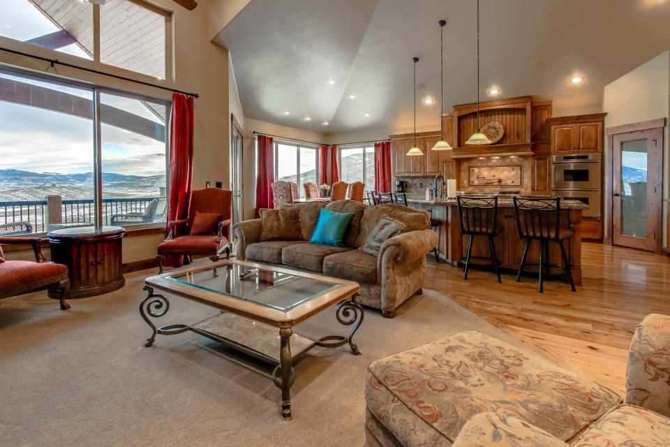Lone Eagle Ranch - Kamas Vacation Rental - Photo 13