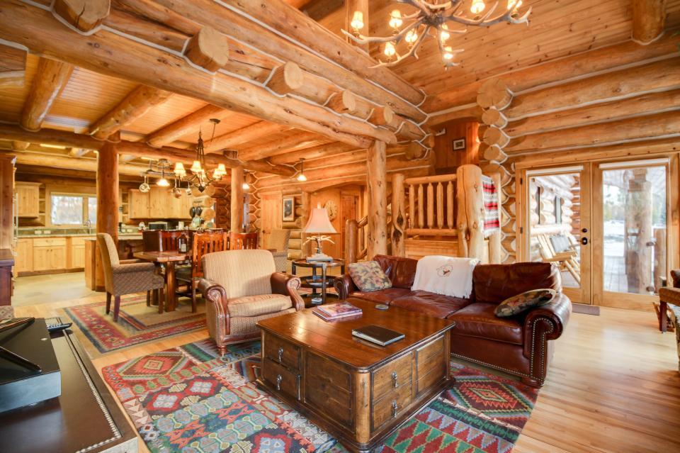 Lake Fork Lodge - McCall Vacation Rental - Photo 2