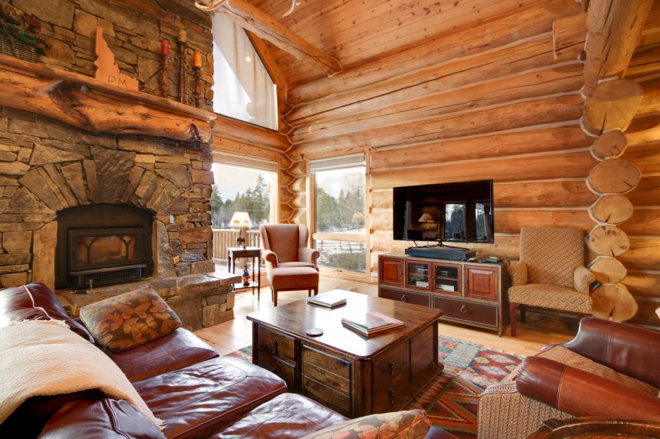 Lake Fork Lodge - McCall Vacation Rental - Photo 3