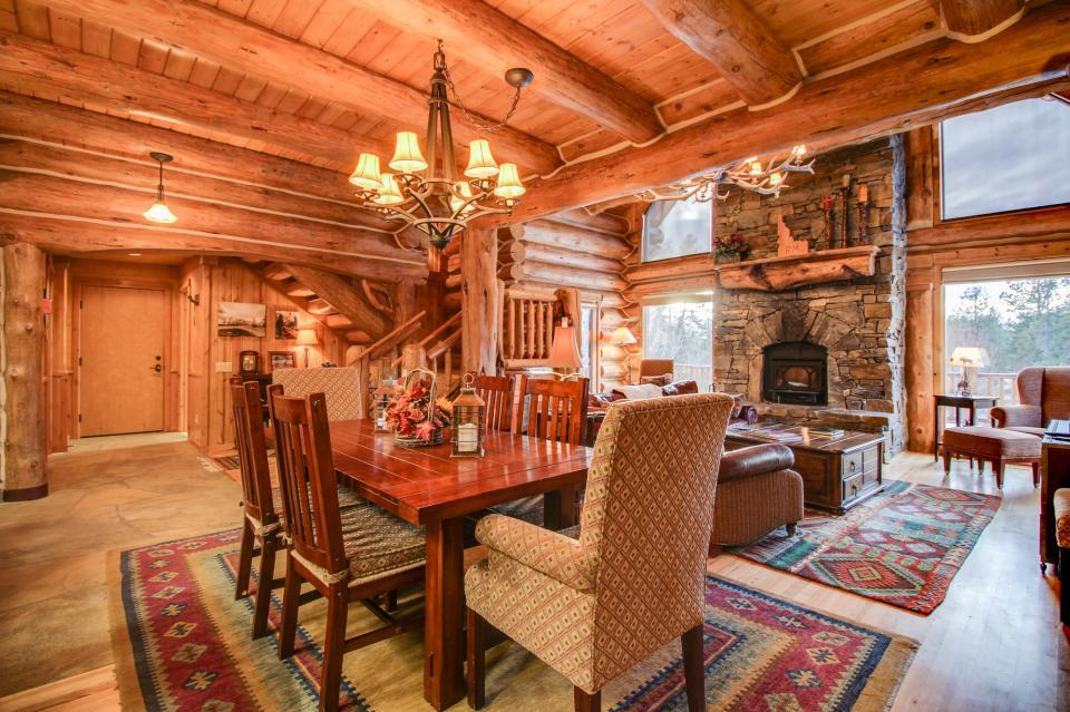 Lake Fork Lodge - McCall Vacation Rental - Photo 5