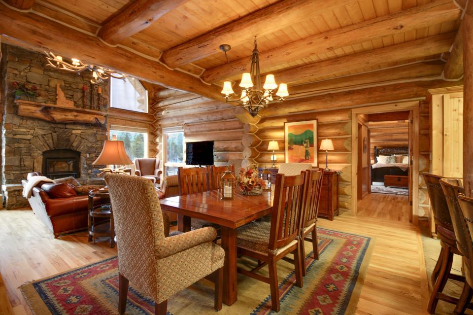 Lake Fork Lodge - McCall Vacation Rental - Photo 4