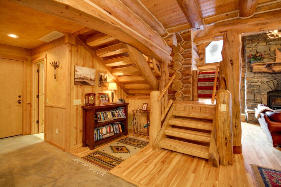 Lake Fork Lodge - McCall Vacation Rental - Photo 25