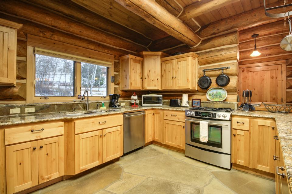 Lake Fork Lodge - McCall Vacation Rental - Photo 9