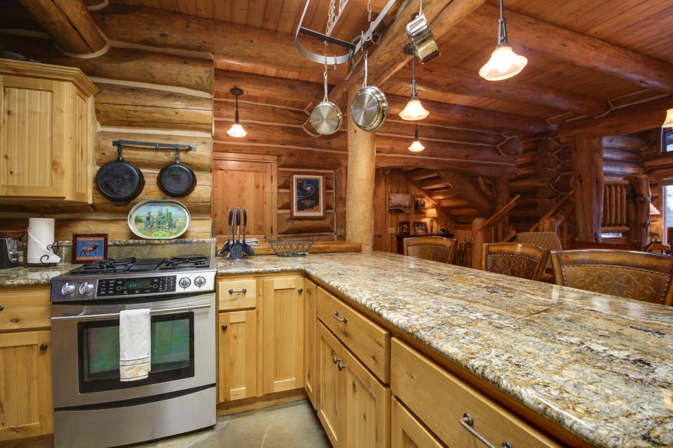 Lake Fork Lodge - McCall Vacation Rental - Photo 27