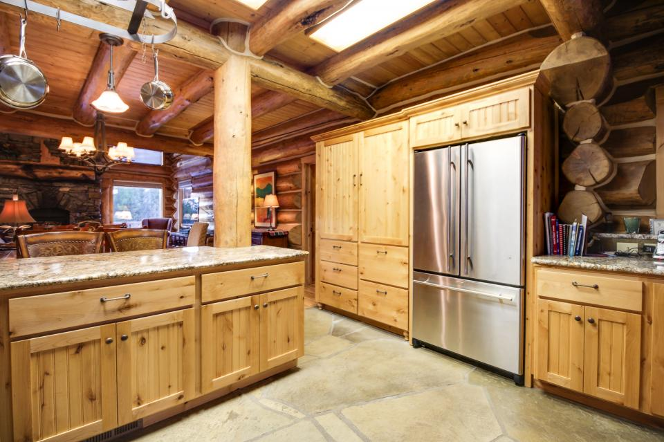 Lake Fork Lodge - McCall Vacation Rental - Photo 10